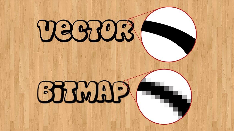 Mengenal Gambar Bitmap dan Gambar Vektor